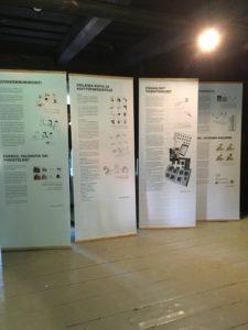 Näyttely kuvakommunikaatiosta Vantaan Kuurojen yhdistyksellä